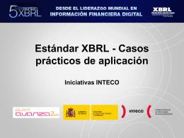D. Antonio Sepúlveda - Asociación XBRL España