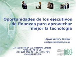 RicardoZermeA±oAlineaciA3ndelatecnologA