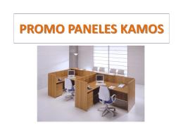 PROMO PANELES KAMOS