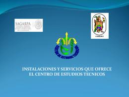 instalaciones y servicios que ofrece el centro de estudios