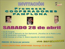 Presentación de PowerPoint - Salesianos Cooperadores