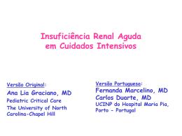 Determinantes do fluxo sanguíneo renal