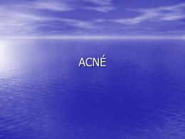 ACNÉ - Amawebs
