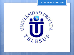Programa de Marketing