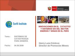 descargar - Ministerio de Energía y Minas