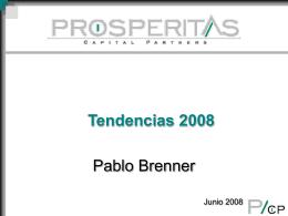 Tendencias 2008 - Pablo Brenner & Sergio Fogel Blog