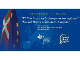 presentacion sobre la europa de las regiones