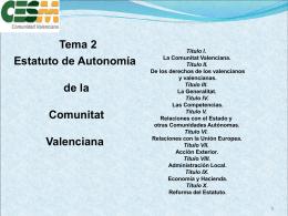 Comunitat Valenciana - Sindicato Médico de la Comunidad