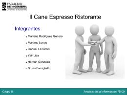 Il Cane Espresso Ristorante