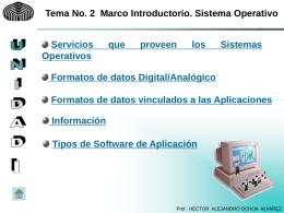 Que es un sistema operativo?