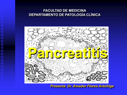 6.7Pancreatitis
