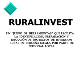 Introducción rural