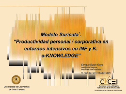 Sin título de diapositiva - Proyecto Suricata