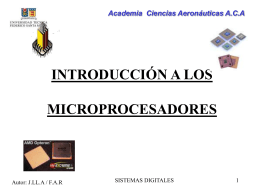 Academia Ciencias Aeronáuticas ACA