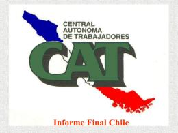 Informe Final Chile(Seminario de Evaluación y