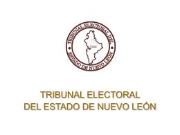 Presentacion_TEE - Tribunal Electoral del Estado de Nuevo León