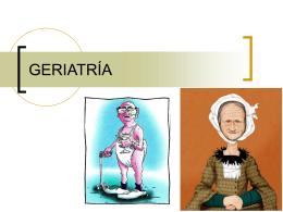 GERIATRIA - Aula-MIR