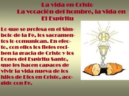 Diapositiva 1 - Doctrina de la Iglesia Catolica
