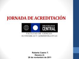 Roberto-Castro - Comunicaciones FACEA