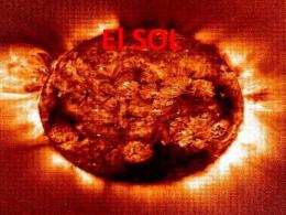 El SOL - Sistema Solar