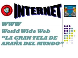 INTERNET - Mi sitio oscar