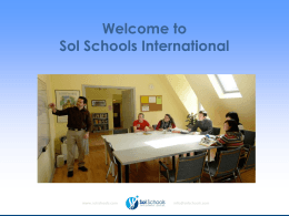 celta - Sol Schools International