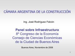 Diapositiva 1 - Camara Argentina de Construcción