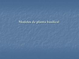 Modelos de plantas