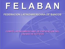 federacion latinoamericana de bancos felaban