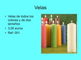 Velas - vegajoven