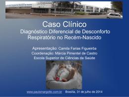 Caso Clínico: Pneumonia intrauterina