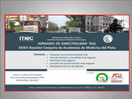 Diapositiva 1 - Academia Nacional de Medicina