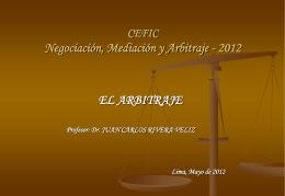 2° Congreso Internacional de Arbitraje