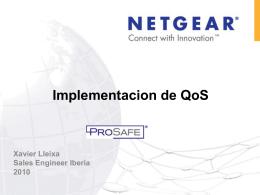 presentation QoS