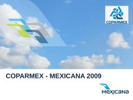 Mexicana - Coparmex