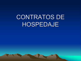 CONTRATOS - Introduccion-Hospitalidad