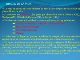 ORIGEN DE LA VIDA-10