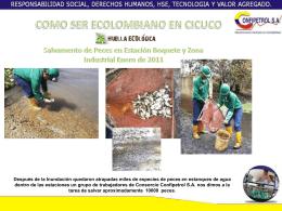 Diapositiva 1 - Confipetrol SA