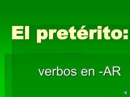 preteritear