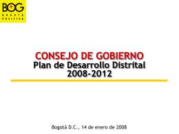 Formulación PDD Cons..