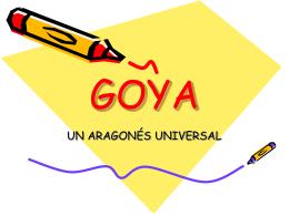 GOYA - IES Pedro Laín Entralgo