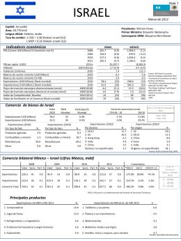 Factsheet - Secretaría de Economía