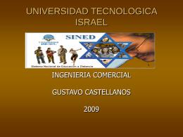UNIVERSIDAD TECNOLOGICA ISRAEL