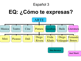 Joan Miró -sus estilos