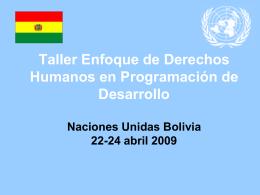 Participación - Alto Comisionado de las Naciones Unidas para los