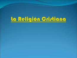 La Religión Cristiana