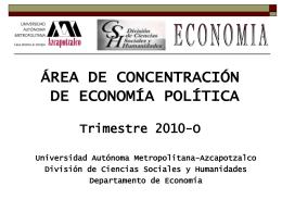 Area2010-O - Critica Azcapotzalco
