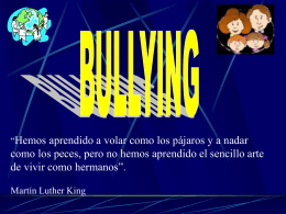 Bullying - IHMC Public Cmaps