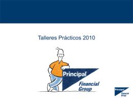 Talleres Prácticos 2010