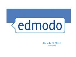 ¿Qué es Edmodo?